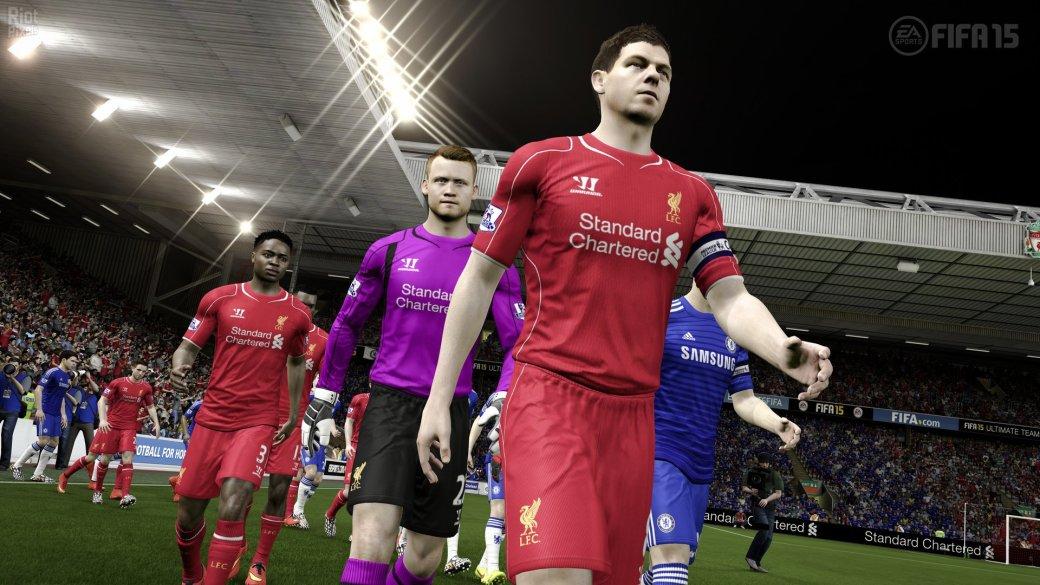 FIFA 15 продолжает лидировать в британском чарте - Изображение 1