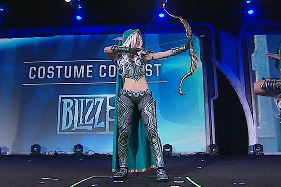 BlizzCon 2014. Конкурс костюмов - Изображение 87