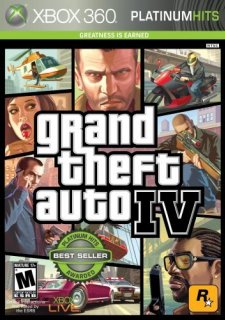 Grand Theft Auto IV (Platinum Hits)