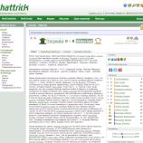 Скриншот Hattrick – Изображение 1