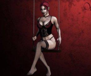 Косплей дня: Vampire: The Masquerade— Bloodlines