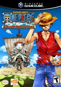 One Piece: Grand Adventure – фото обложки игры