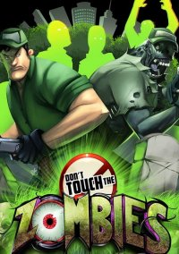 Don't Touch The Zombies – фото обложки игры