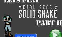 Lets Play Metal Gear 2. Часть 2