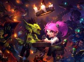Blizzard анонсировала серию короткометражек икомиксов поHearthstone