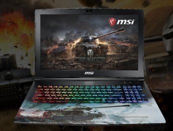Обзор MSI GP62M World of Tanks Edition