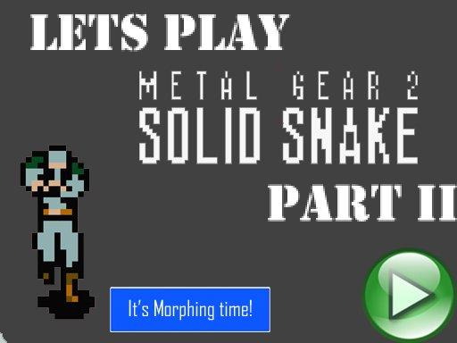 Lets Play Metal Gear 2. Часть 2