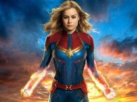 PornHub раскрыл, каких героев Marvel на сайте ищут чаще всего. Капитан Марвел на первом месте!