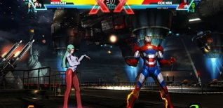 Ultimate Marvel vs. Capcom 3. Релизный трейлер для РС и Xbox One