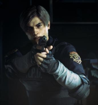 E3 2018. Resident Evil 2