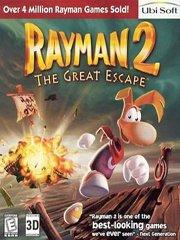 Rayman 2: The Great Escape – фото обложки игры