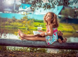 Писатель объяснил любовь мальчиков к играм ориентацией книг на девочек