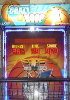 BasketBall Crazy Hoop