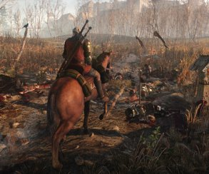 CDPR увековечила в The Witcher 3 баг «мертвой точки» при помощи дерева. И его нашли!