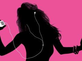 Рынок онлайн-музыки вырастет на 158%