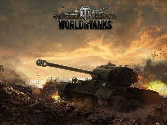 World of Tanks Gameplay [UPDATE 7.4]