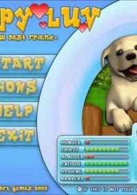 Puppy Luv – фото обложки игры