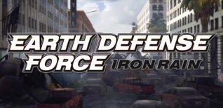 Earth Defense Force: Iron Rain. Анонсирующий трейлер