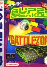 Battlezone & Super Breakout – фото обложки игры