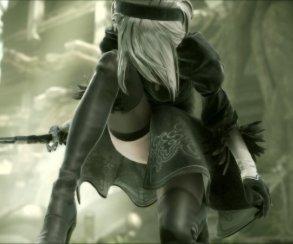 Впервом DLC главную героиню Nier: Automata разденут еще больше