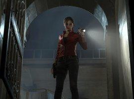 Геймплей Resident Evil 2 Remake с Gamescom 2018: Клэр Редфилд против Уильяма Биркина и шефа Айронса