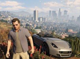 Гифка дня: исчезновение человека вGrand Theft Auto5