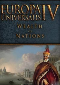 Europa Universalis IV: Wealth of Nations – фото обложки игры