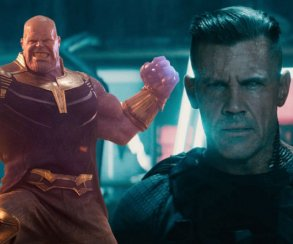 Джош Бролин не против сыграть в одной сцене и Таноса, и Кейбла. Что бы они сделали вместе?