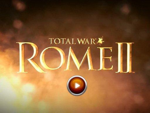 Total War: Rome 2. Первое геймплейное видео, с демонстрацией масштабного сражения