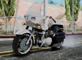 Гифка дня: несамая удобная езда намотоцикле вGTA: San Andreas