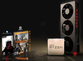 AMD 50 лет: компания выпустила юбилейные версии процессора Ryzen 7 2700X и видеокарты Radeon VII