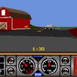 Скриншот Hard Drivin' – Изображение 2