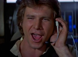 Понравилсяли Харрисону Форду фильм «Хан Соло»?