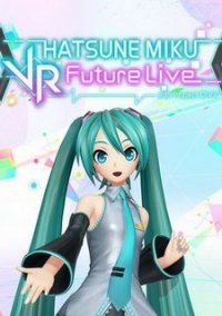 Hatsune Miku VR: Future Live – фото обложки игры