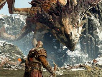 30 изумительных скриншотов God of War