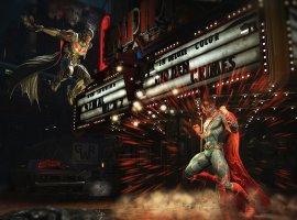 Лучшие мобильные игры покомиксам DC