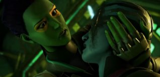 Marvel's Guardians of the Galaxy: The Telltale Series. Релизный трейлер четвертого эпизода