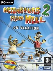 Neighbours From Hell 2: On Vacation – фото обложки игры