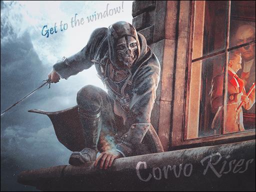 Corvo Rises