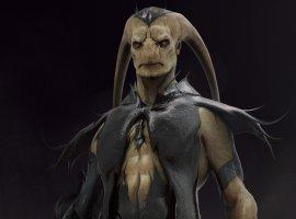 Как противник Тора Горр, Убийца богов, могбы выглядеть вMCU