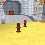 Скриншот Super Mario 64 Star Road Multiplayer – Изображение 1