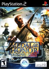 Medal of Honor: Rising Sun – фото обложки игры