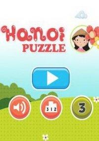 Hanoi Puzzle – фото обложки игры