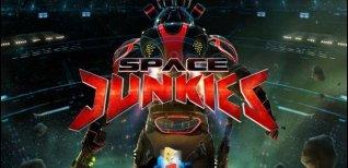 Space Junkies. Анонсирующий трейлер
