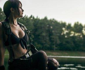 Косплей дня: Молчунья изMetal Gear Solid 5: The Phantom Pain