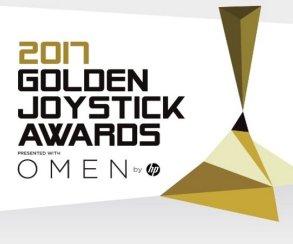 За кого предлагают голосовать на премии Golden Joystick Awards 2017?