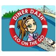 Diner Dash Flo on the Go – фото обложки игры