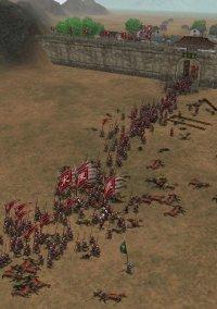 Sango: The Fall of the Han Dynasty – фото обложки игры