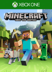 Minecraft: Xbox One Edition – фото обложки игры