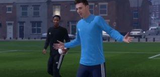 FIFA 18. Возможности сюжетного режима